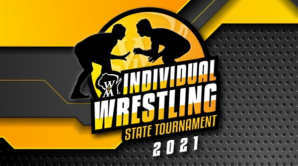 Individuals Compete for State Wrestling Titles Saturday